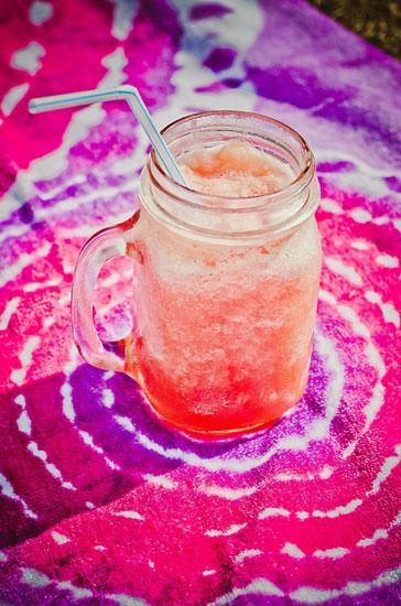 mason jar watermelon