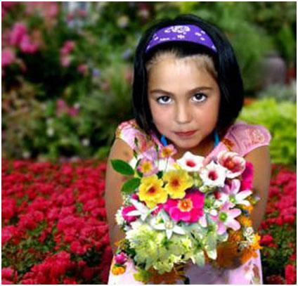 Flowers girls like