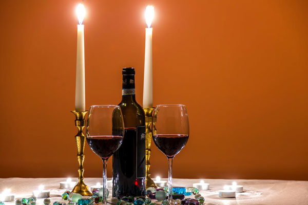 wine as gift