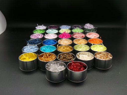 Various color of Shredded Paper