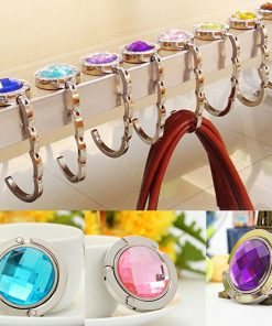 Foldable Handbag Hook Purse Hanger