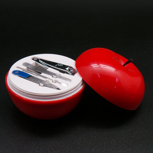 Red Apple Manicure Set