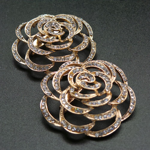 Rose Elina Brooch 3