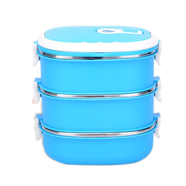 stainless steel food container 3 layer2