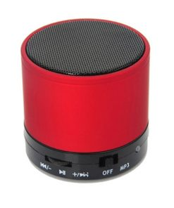Bluetooth Speaker S10 red