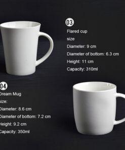 Ceramic Porcelain Mugs 2