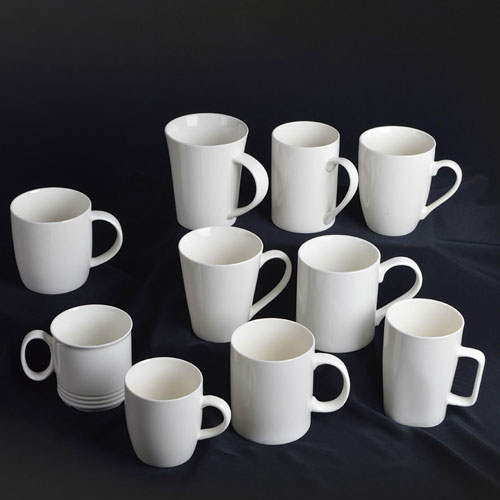 Ceramic Porcelain Mugs