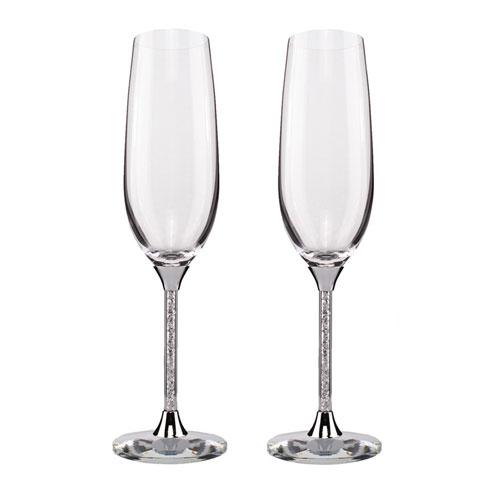 A Glass Of Wine A Fast Embrace