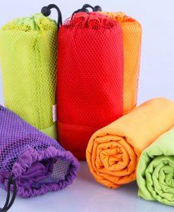 Microfiber Gym Towel With Bag
