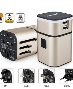 Universal International Plug Adapter 2