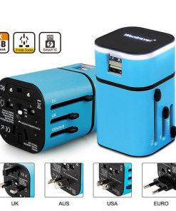 Universal International Plug Adapter 3