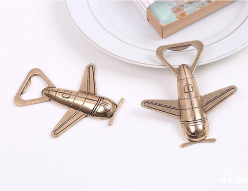 aeroplane bottle opener