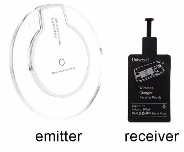 emiter receiver