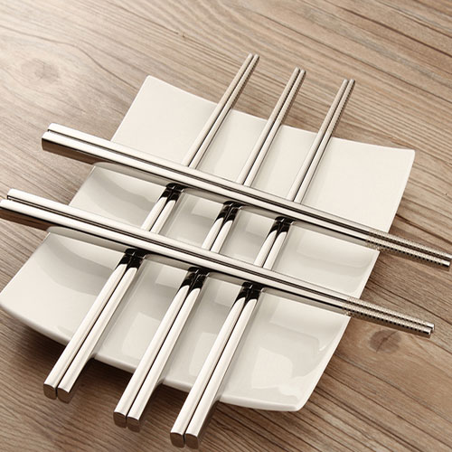 stainless steel chopsticks