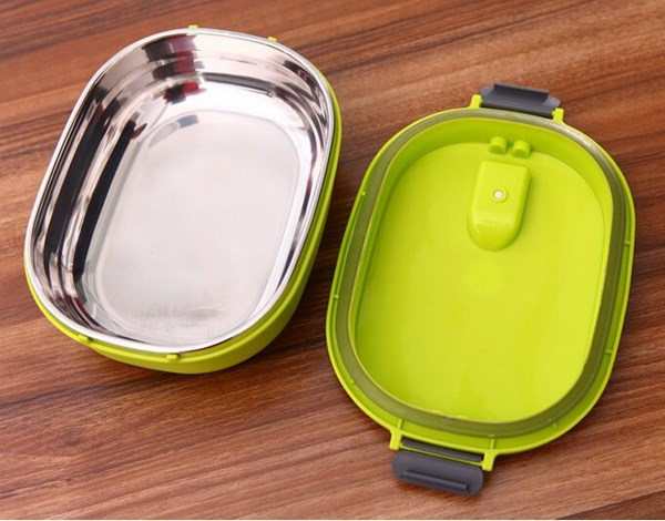stainless steel food container 9