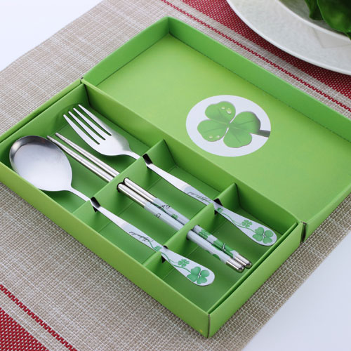 tableware green