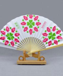 personalized paper hand fan 2