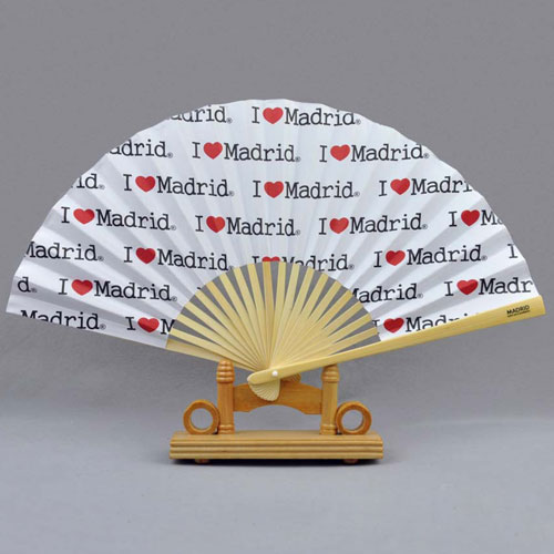 personalized paper hand fan 3