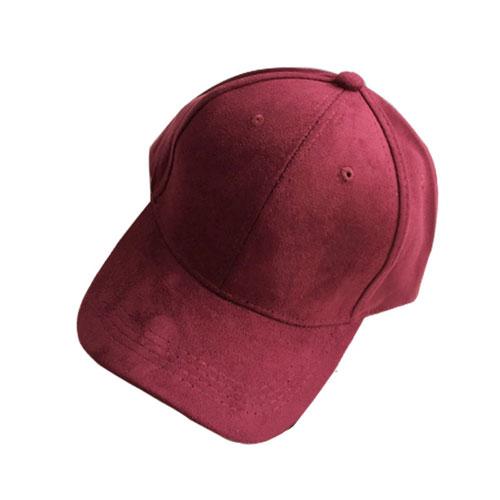 snapback cap maroon