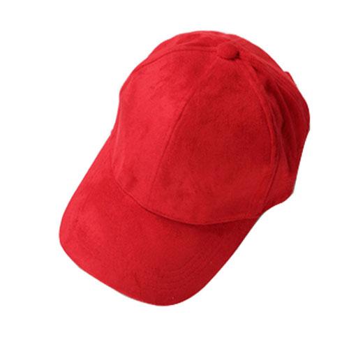 snapback cap red
